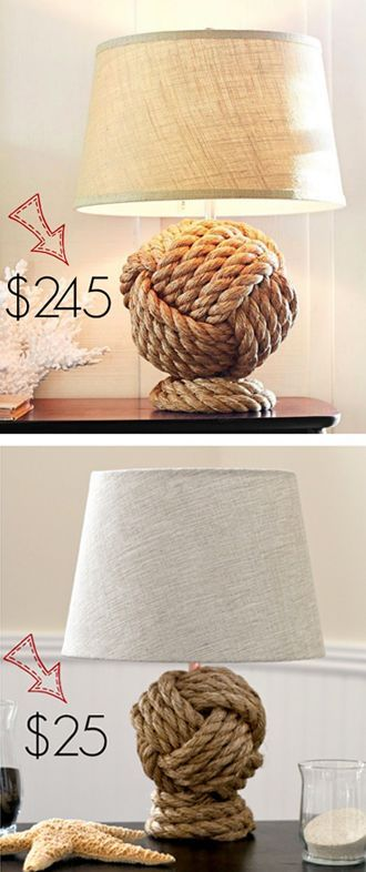 16 Nautical Rope DIY Crafts With a Perfect Twists