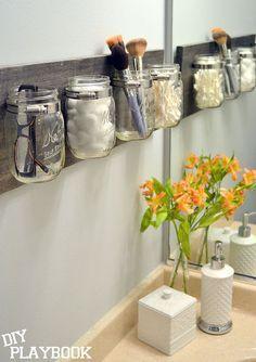 mason jars holders