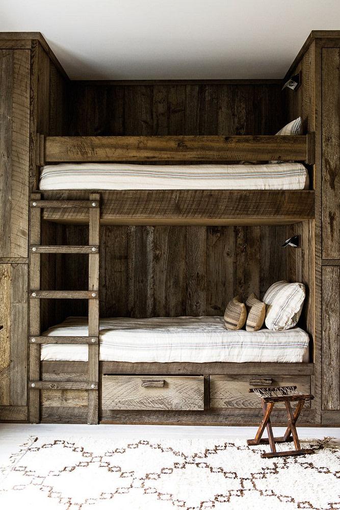 cozy double beds, carpet