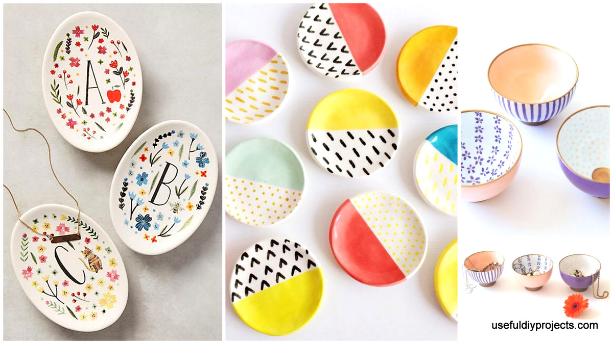 Pottery Painting Ideas For The Perfect Display Useful Diy Projects