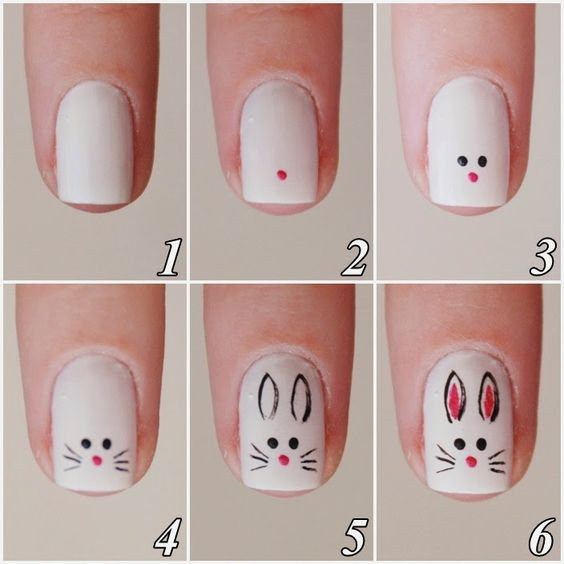 nail102 - 111 Nail Art Tutorials - Learn How To Do The Simple Ones To Intricate Details