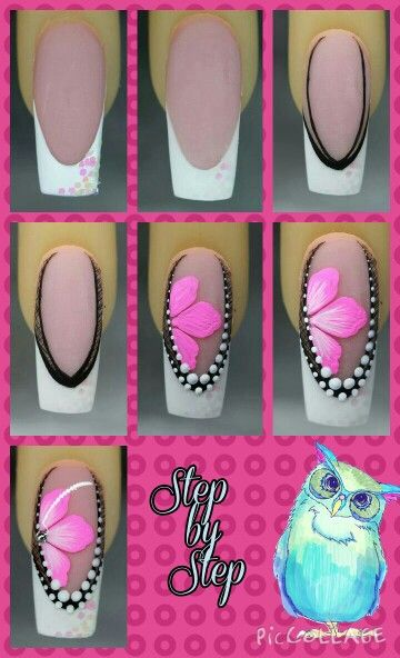nail107 - 111 Nail Art Tutorials - Learn How To Do The Simple Ones To Intricate Details