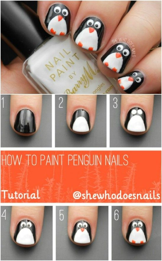 nail15 - 111 Nail Art Tutorials - Learn How To Do The Simple Ones To Intricate Details
