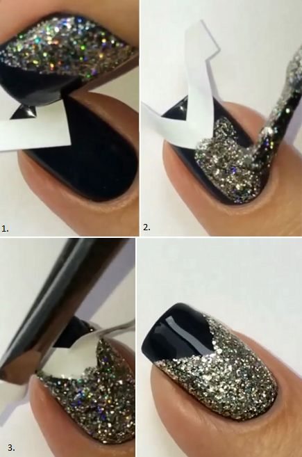 nail26 - 111 Nail Art Tutorials - Learn How To Do The Simple Ones To Intricate Details