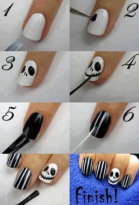 nail32 - 111 Nail Art Tutorials - Learn How To Do The Simple Ones To Intricate Details