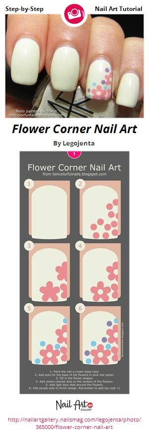 nail45 - 111 Nail Art Tutorials - Learn How To Do The Simple Ones To Intricate Details