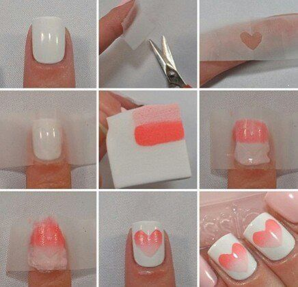 nail57 - 111 Nail Art Tutorials - Learn How To Do The Simple Ones To Intricate Details