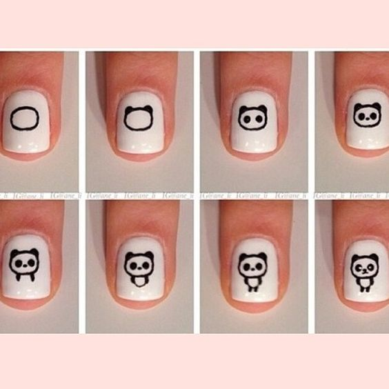 nail82 - 111 Nail Art Tutorials - Learn How To Do The Simple Ones To Intricate Details