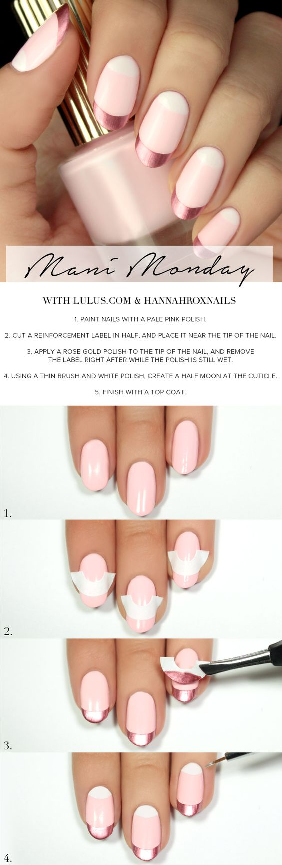 nail85 - 111 Nail Art Tutorials - Learn How To Do The Simple Ones To Intricate Details
