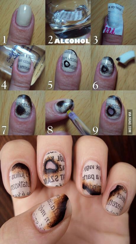 nail97 - 111 Nail Art Tutorials - Learn How To Do The Simple Ones To Intricate Details