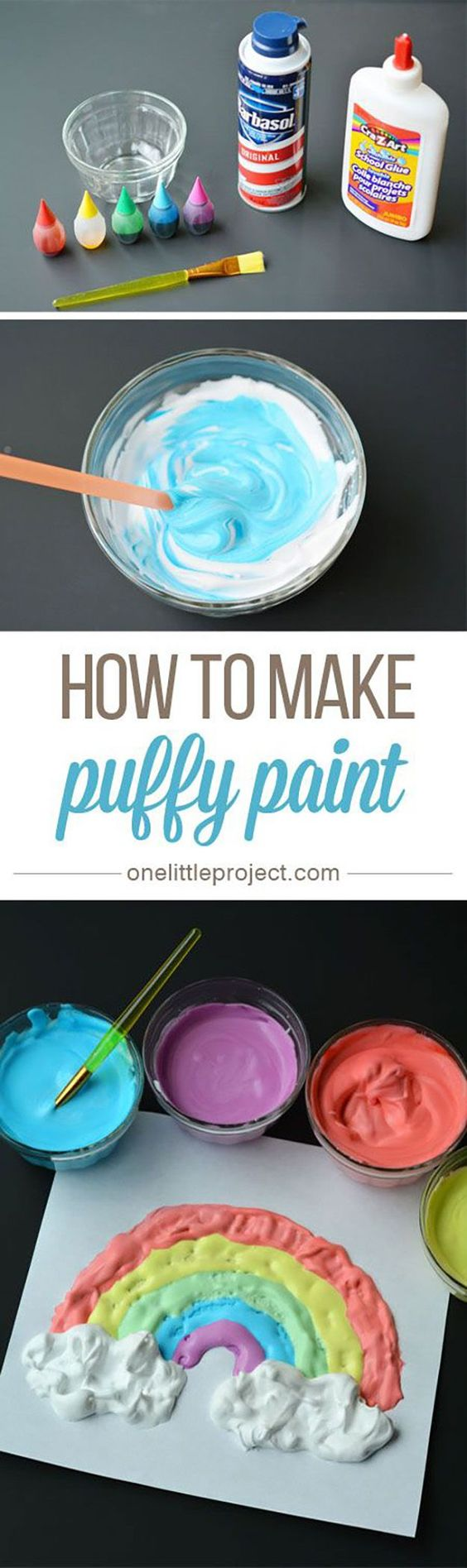 puffy paint