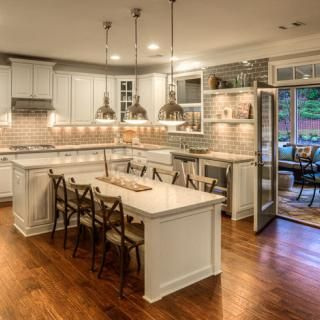 15 Kitchen Island Table Designs To Incorporate Into Your ...