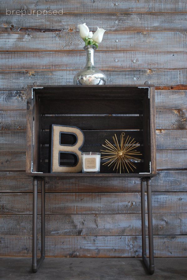 design crate with b