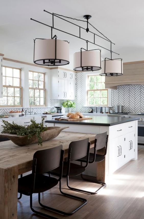 15 Kitchen Island Table Designs To Incorporate Into Your Home Useful Diy Projects