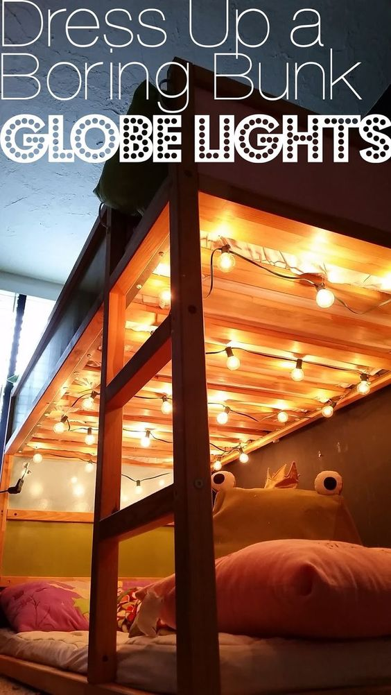 Light up your bunk