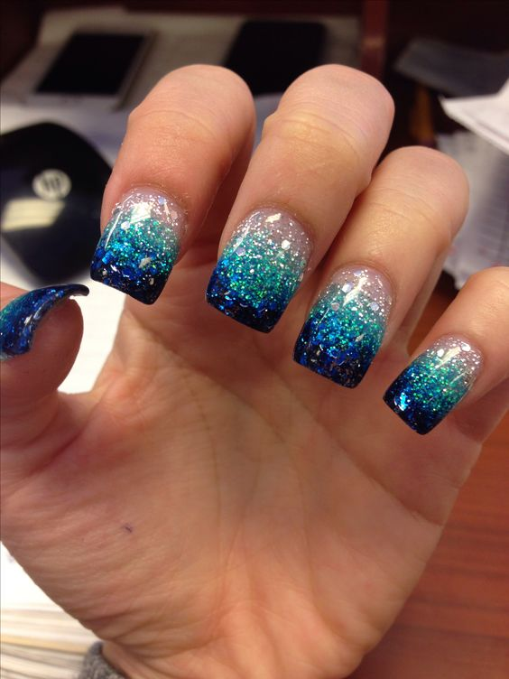 nail20 1 - 37 Acrylic Nail Art Designs You'll Want To Try For Upcoming Parties And Events