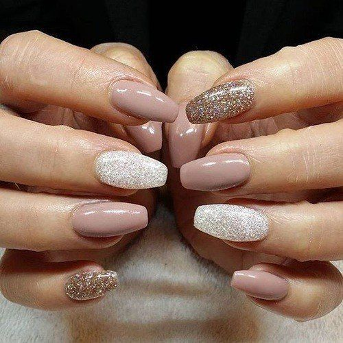 nail3 1 - 37 Acrylic Nail Art Designs You'll Want To Try For Upcoming Parties And Events