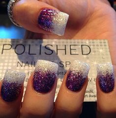 nail34 - 37 Acrylic Nail Art Designs You'll Want To Try For Upcoming Parties And Events