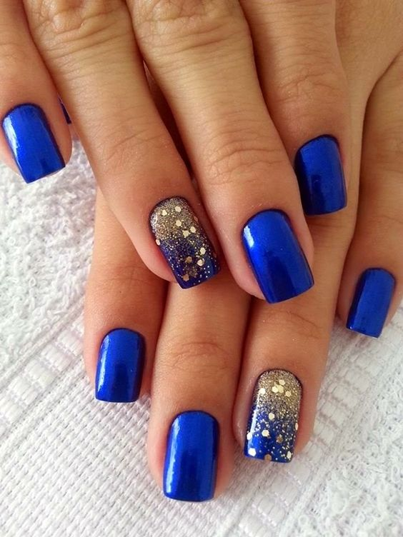 nail36 - 37 Acrylic Nail Art Designs You'll Want To Try For Upcoming Parties And Events