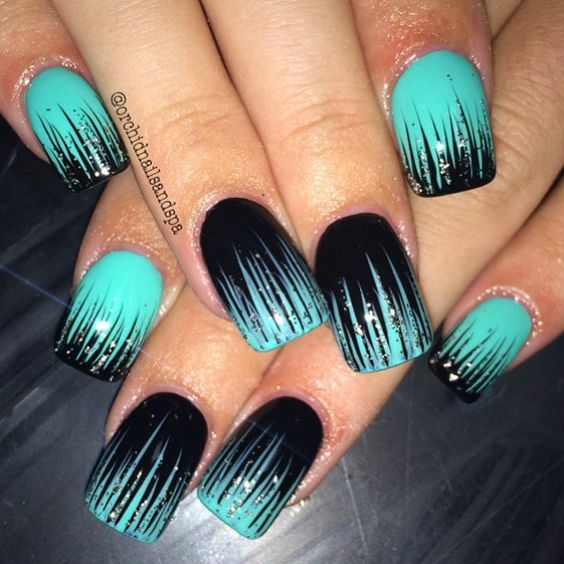 nail4 1 - 37 Acrylic Nail Art Designs You'll Want To Try For Upcoming Parties And Events
