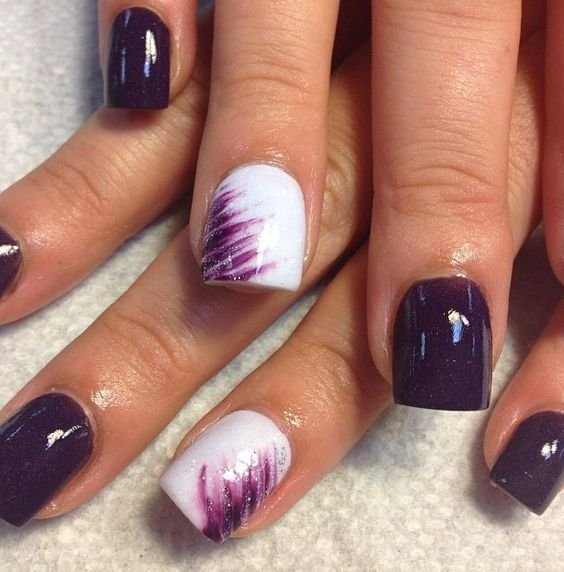 nail5 1 - 37 Acrylic Nail Art Designs You'll Want To Try For Upcoming Parties And Events