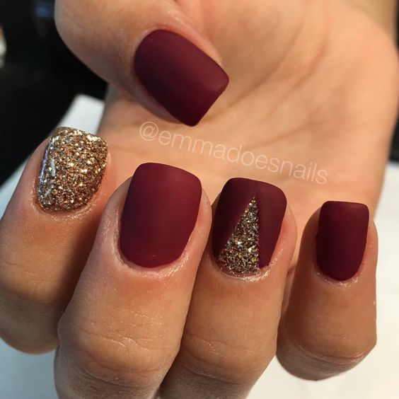 nail7 1 - 37 Acrylic Nail Art Designs You'll Want To Try For Upcoming Parties And Events