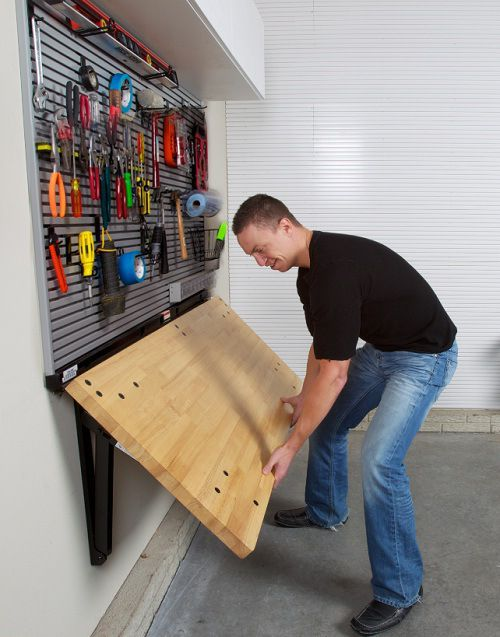 storag2 - Organize Your Items With These 17 Garage Storage Ideas