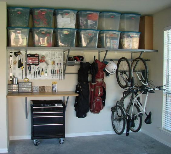 storage10 - Organize Your Items With These 17 Garage Storage Ideas