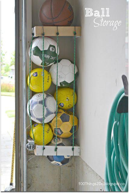 storage12 - Organize Your Items With These 17 Garage Storage Ideas