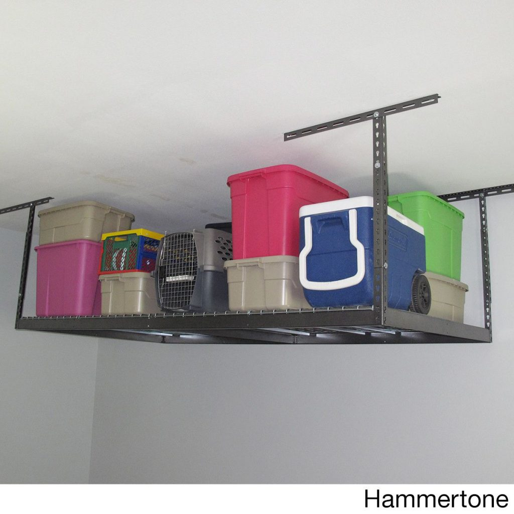 storage14 1024x1024 - Organize Your Items With These 17 Garage Storage Ideas