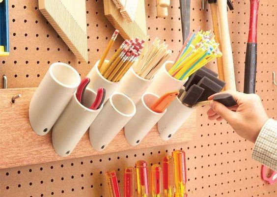 storage15 - Organize Your Items With These 17 Garage Storage Ideas