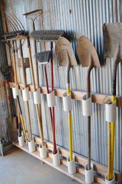 storage6 - Organize Your Items With These 17 Garage Storage Ideas