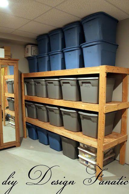storage7 - Organize Your Items With These 17 Garage Storage Ideas