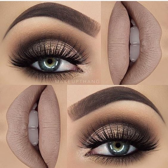 z1 1 - Get Ready For A Glamorous Night With These 15 Smokey Eye Makeup Ideas