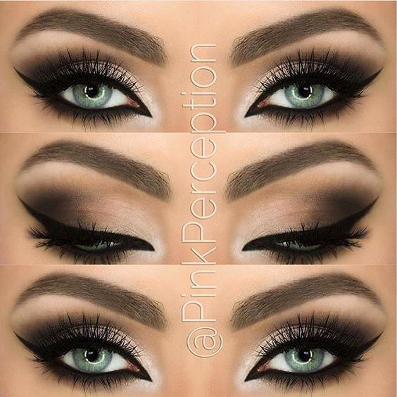 z15 1 - Get Ready For A Glamorous Night With These 15 Smokey Eye Makeup Ideas