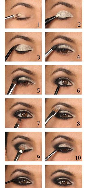 z4 1 - Get Ready For A Glamorous Night With These 15 Smokey Eye Makeup Ideas