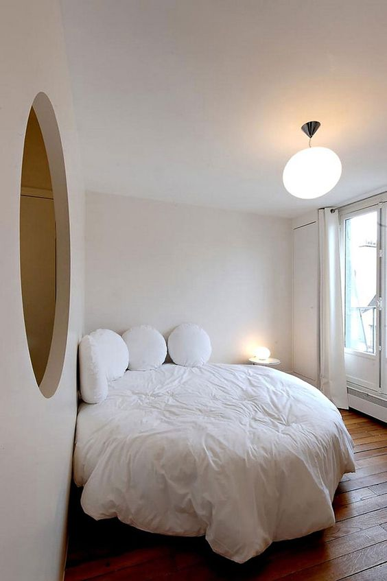 z4 2 - Have A New Bedroom Experience With These 15 Circular Beds