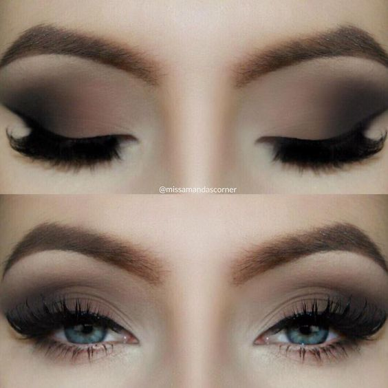 z5 1 - Get Ready For A Glamorous Night With These 15 Smokey Eye Makeup Ideas