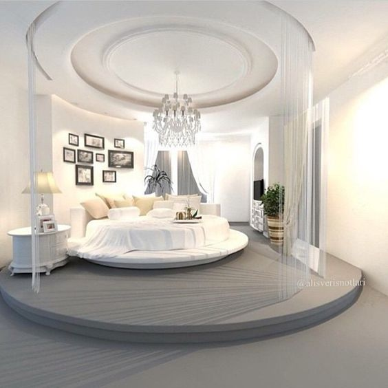z5 2 - Have A New Bedroom Experience With These 15 Circular Beds