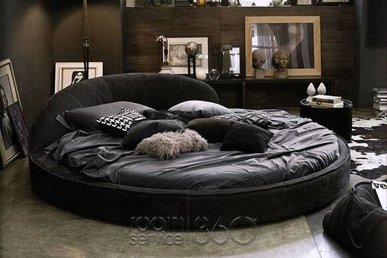 z7 2 - Have A New Bedroom Experience With These 15 Circular Beds