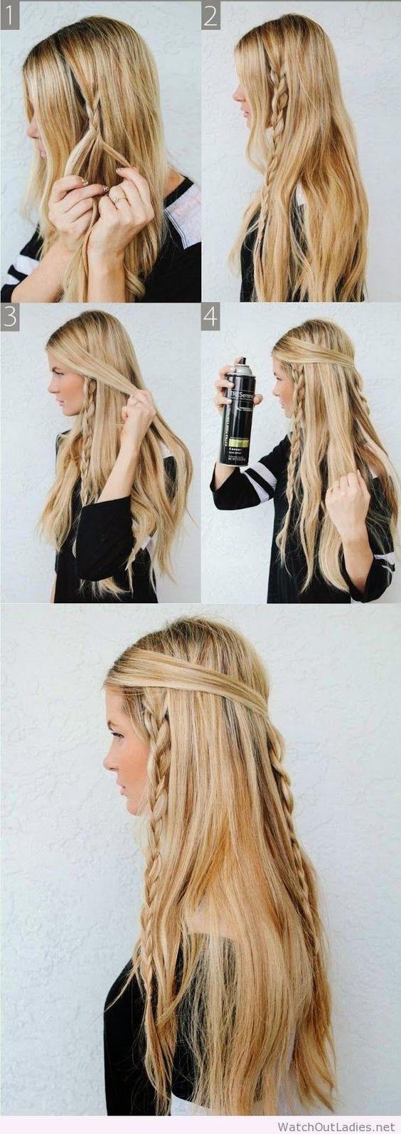 1ebdaca82f389a9da812a45dfcce3cef - How To Grow Your Hair Faster 1 To 2 Inches In Just 1 Week