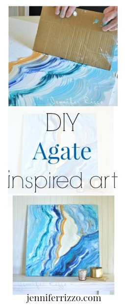 inspired art agate