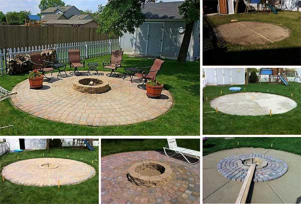 Top 40 DIY Fire Pit Ideas to Warm Your Summer Nights usefuldiyprojetcs 10 - Top 50+ DIY Fire Pit Ideas to Warm Your Summer Nights