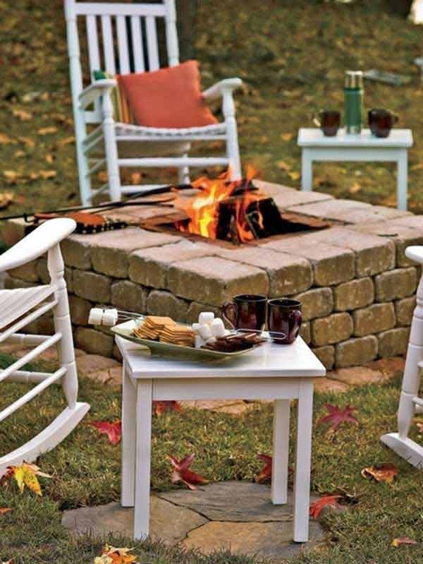 Top 40 DIY Fire Pit Ideas to Warm Your Summer Nights usefuldiyprojetcs 13 - Top 50+ DIY Fire Pit Ideas to Warm Your Summer Nights