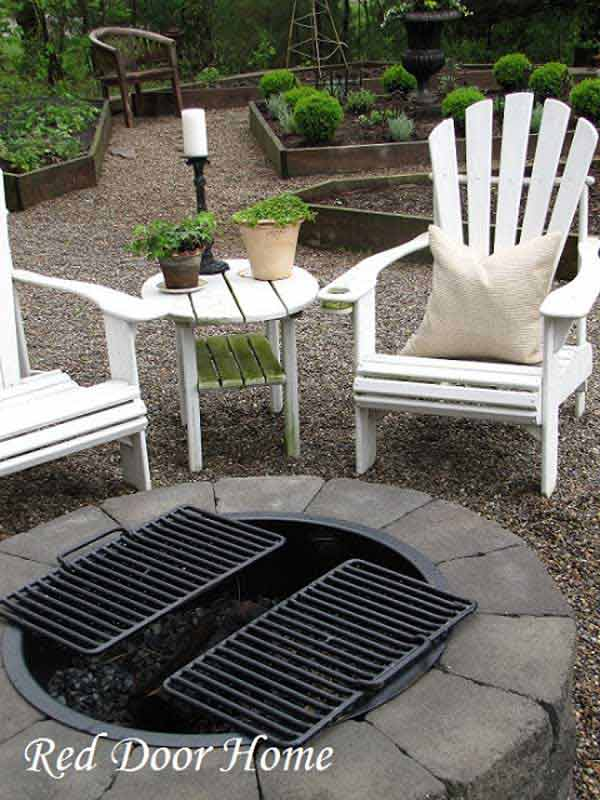 Top 40 DIY Fire Pit Ideas to Warm Your Summer Nights usefuldiyprojetcs 16 - Top 50+ DIY Fire Pit Ideas to Warm Your Summer Nights