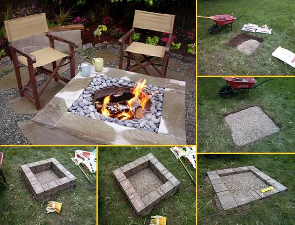 Top 40 DIY Fire Pit Ideas to Warm Your Summer Nights usefuldiyprojetcs 3 - Top 50+ DIY Fire Pit Ideas to Warm Your Summer Nights