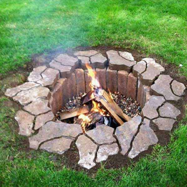 Top 40 DIY Fire Pit Ideas to Warm Your Summer Nights usefuldiyprojetcs 4 - Top 50+ DIY Fire Pit Ideas to Warm Your Summer Nights