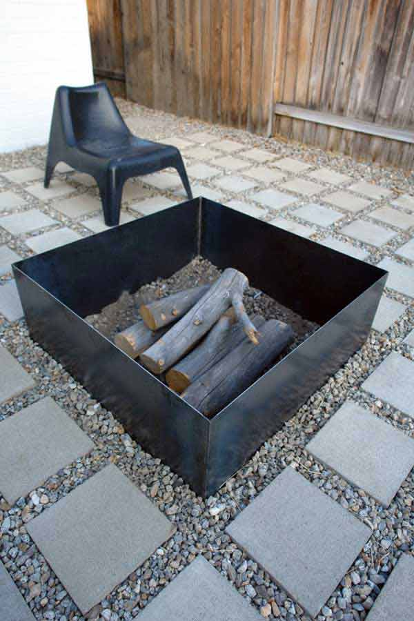 DIY Fire Pit Ideas
