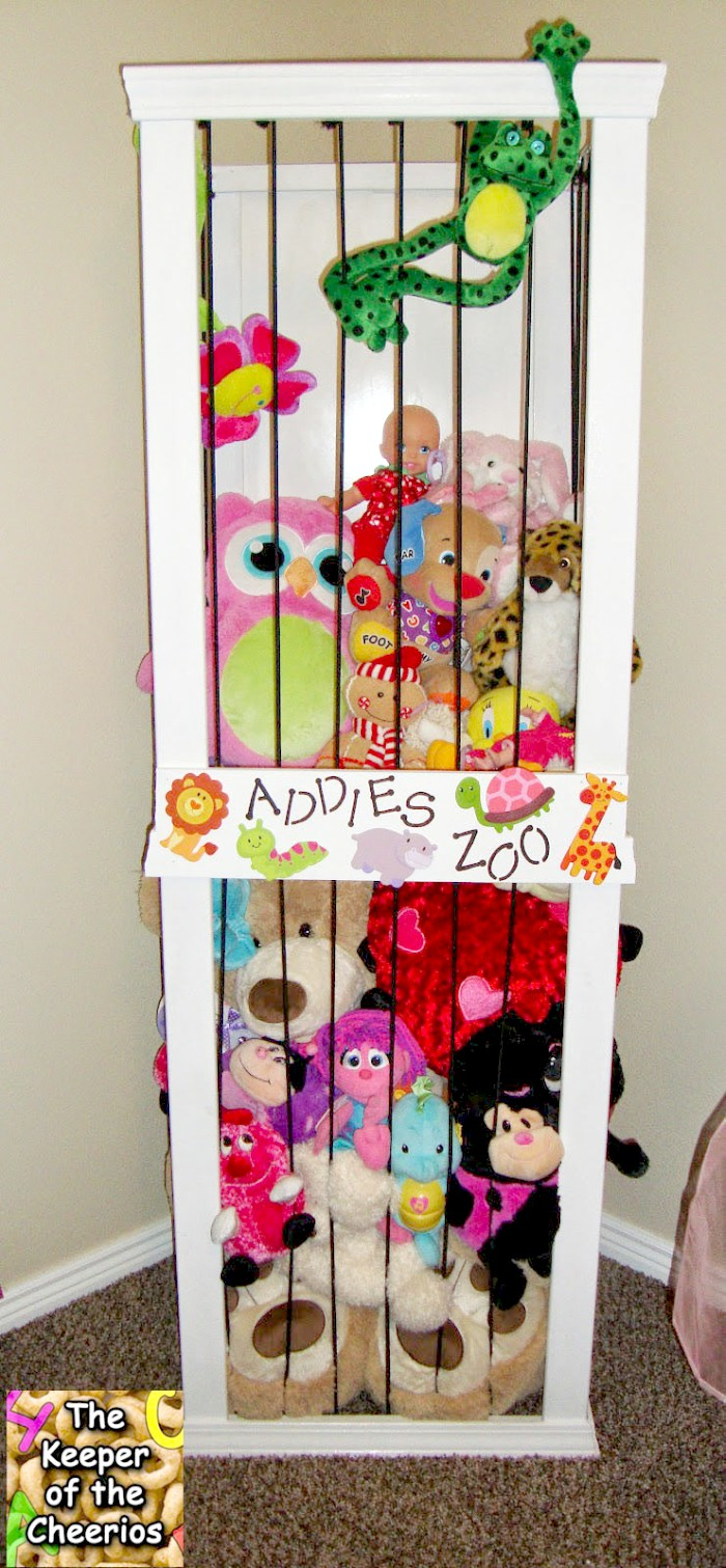 Stuffed Animal Storage Ideas To Consider