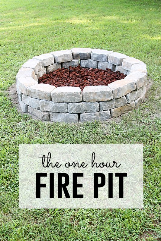 diy fire pit ideas to warm your summer nights usefuldiyprojects 11 - Top 50+ DIY Fire Pit Ideas to Warm Your Summer Nights